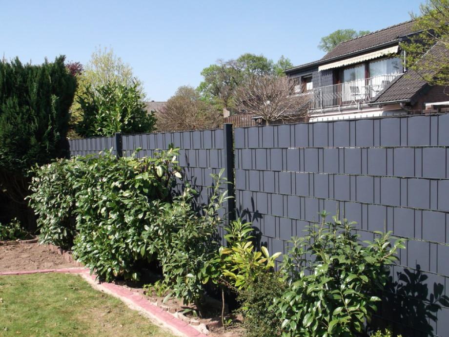 gartenzaun mit sichtschutz – greengrill, Garten und Bauten